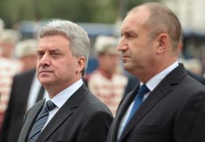 """""""Πόρτα"""" από τη Βουλγαρία στον πρόεδρο της ΠΓΔΜ!"""