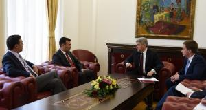 """Σκόπια: """"Πάγος"""" Ιβανόφ σε Ζάεφ για τη """"Βόρεια Μακεδονία"""""""