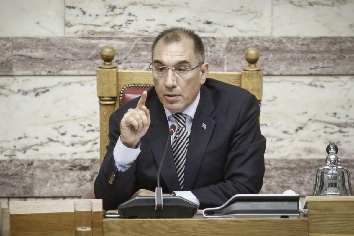 """Δημήτρης Καμμένος: Τον """"καθαιρούν"""" από πρόεδρο της Βουλής οι ΑΝΕΛ"""