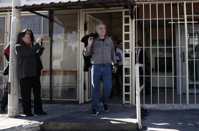 Βγήκε από το νοσοκομείο ο Δημήτρης Κουφοντίνας – Αύριο ή μεθαύριο θα πάρει άδεια