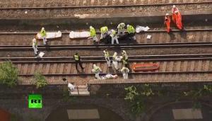 Βίντεο από το σημείο της τραγωδίας στο Λονδίνο! Τρένο παρέσυρε τρεις ανθρώπους [vid]