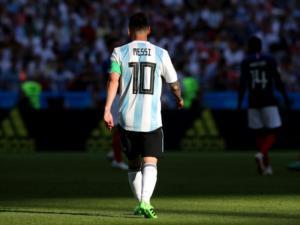 Μουντιάλ 2018: «Θλίψη» για τον Μέσι! Σε σοκ μετά τον αποκλεισμό της Αργεντινής [vid, pics]