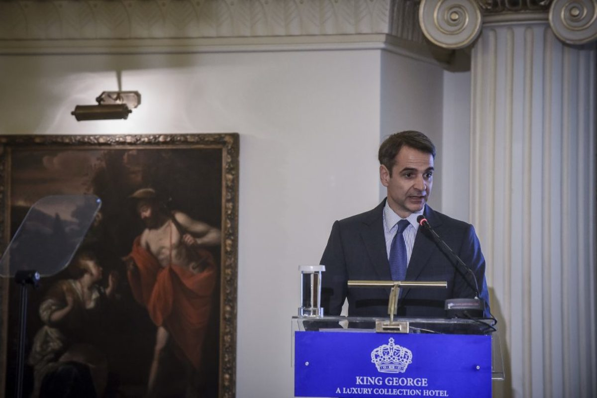 Μητσοτάκης: Έγκλημα! Οι Έλληνες έβαλαν 30 δισ στις τράπεζες και έχουν απομείνει 1,7 δισ