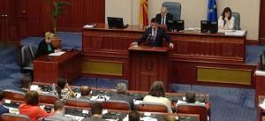 Κόλαση στην Επιτροπή της Βουλής των Σκοπίων – Πέρασε η συμφωνία