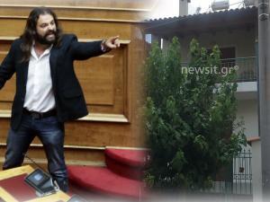 Σύλληψη Μπαρμπαρούση: Τον έπιασαν στο σπίτι του στο Πάτημα Χαλανδρίου!