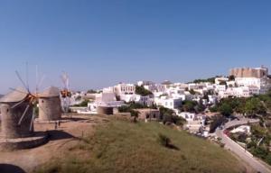 Πάτμος: Η Ιερουσαλήμ του Αιγαίου
