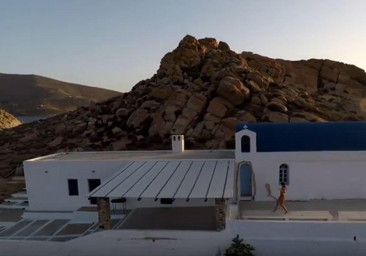 Σέριφος: Το νησί με τα άφωνα βατράχια…