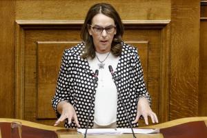 Παπανάτσιου: Θεαματική η συγκράτηση των τιμών του ΕΝΦΙΑ – Η κυβέρνηση δικαιώνεται