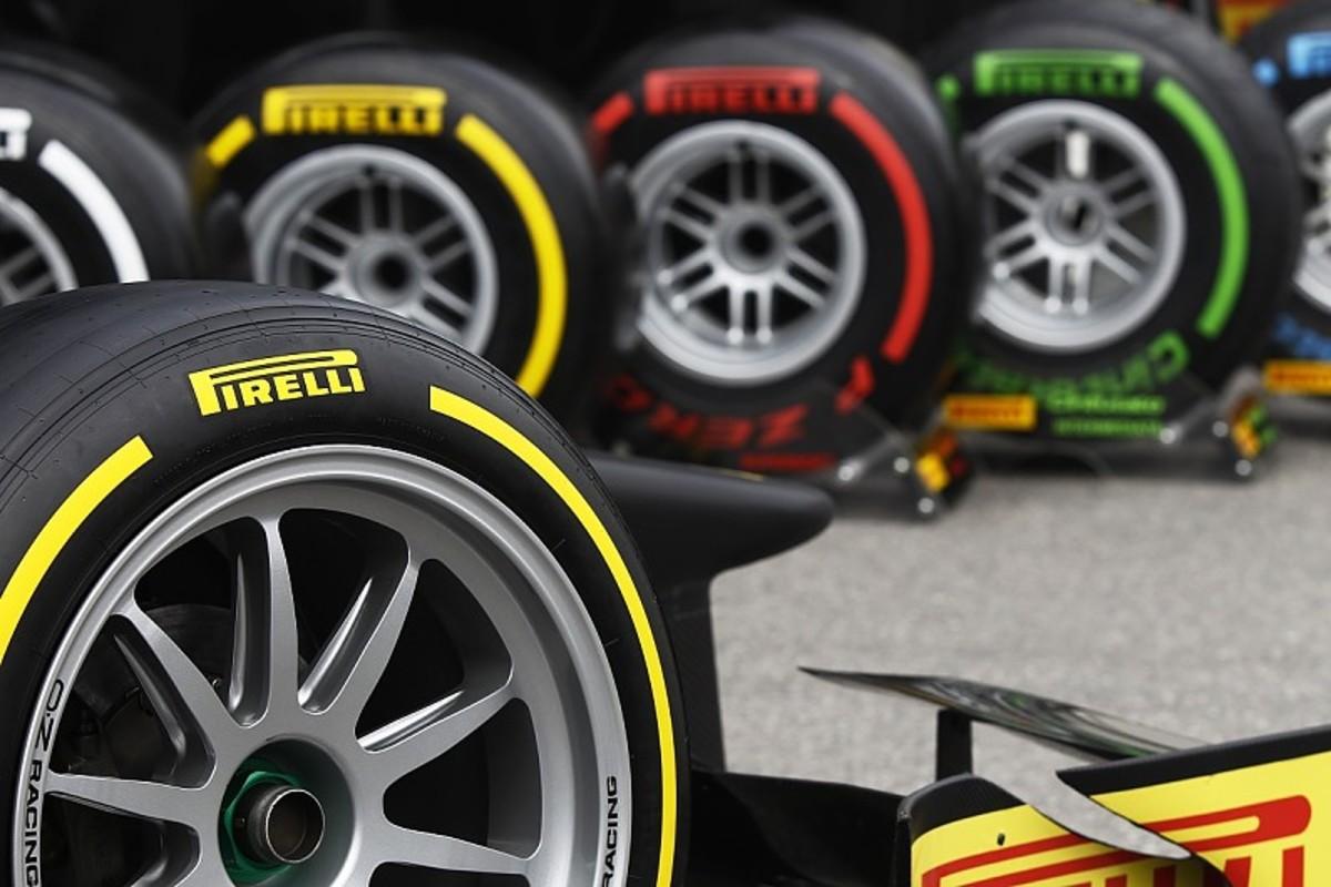 Μεγαλύτερα ελαστικά για την Formula 1 από το 2021