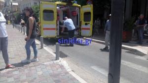 Αγρίνιο: Βγήκε από το ιατρείο και έπαθε ανακοπή!