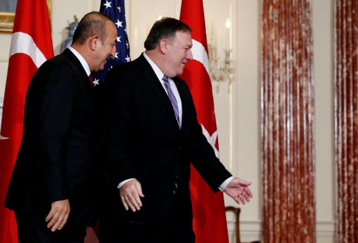 ταξιδιωτική οδηγία ΗΠΑ Στέιτ Ντιπάρτμεντ Τουρκία