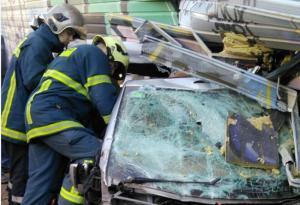 Τροχαίο Αθηνών – Λαμίας: Δυστύχημα με νεκρό οδηγό – Σκληρές εικόνες στο σημείο της τραγωδίας!