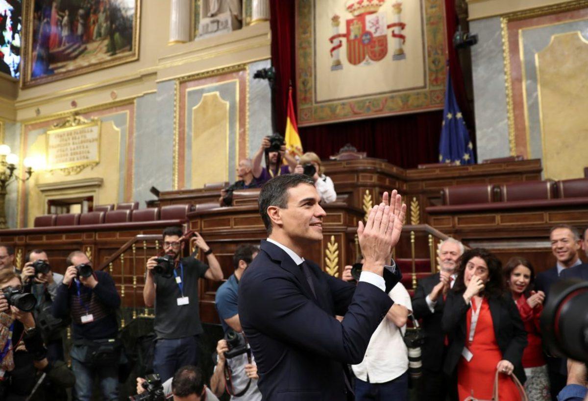 Σάντσεθ Ραχόι Ισπανία κυβέρνηση