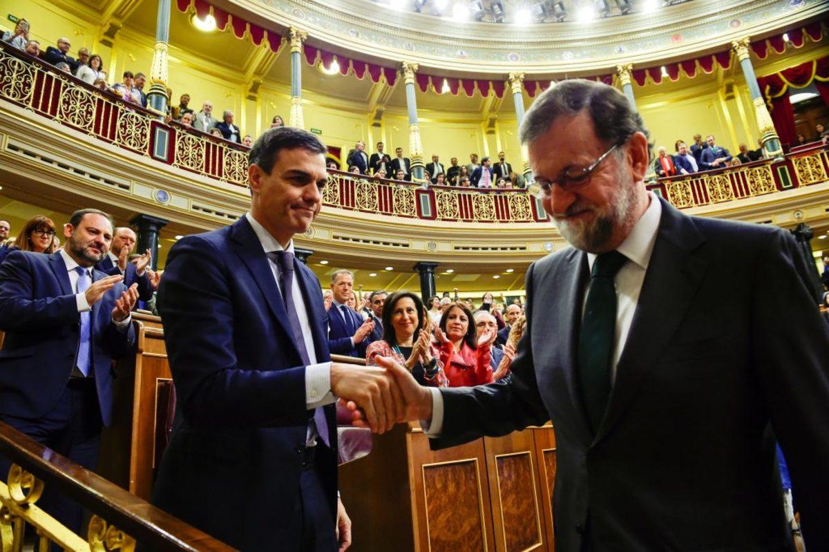 Ισπανία Σάντσεθ Ραχόι κυβέρνηση