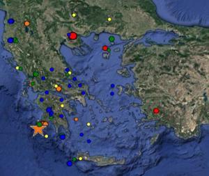 Σεισμός στη Θεσσαλονίκη – Τα 4,2 Ρίχτερ ταρακούνησαν την πόλη – Τι λένε οι σεισμολόγοι [vids]