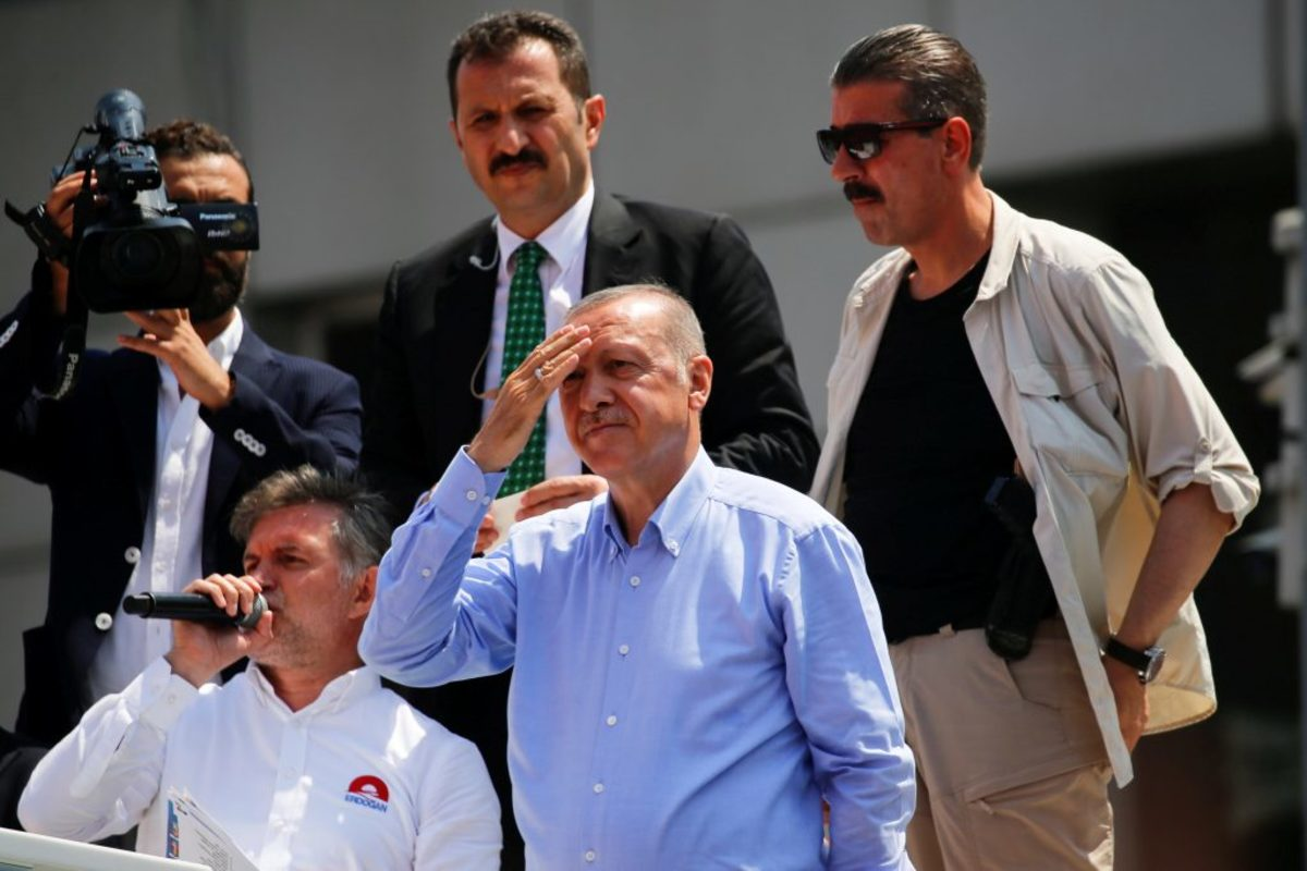 Εκλογές – Τουρκία: «Σαρώνει» την Κωνσταντινούπολη ο Ερντογάν