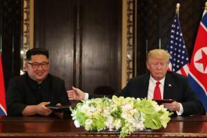 """Ο Κιμ Γιονγκ Ουν… """"μίλησε""""! """"Τι μου υποσχέθηκε ο Τραμπ"""" – Νέα… αποθέωση από τον Αμερικανό πρόεδρο"""