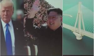 Αυτό είναι το… χολυγουντιανό βίντεο που έδειξε ο Τραμπ στον Κιμ Γιονγκ Ουν!