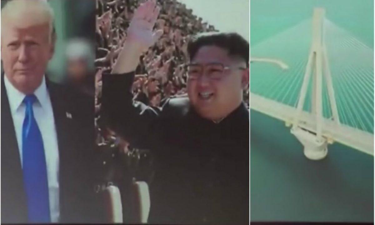 Κιμ Γιονγκ Ουν Τραμπ