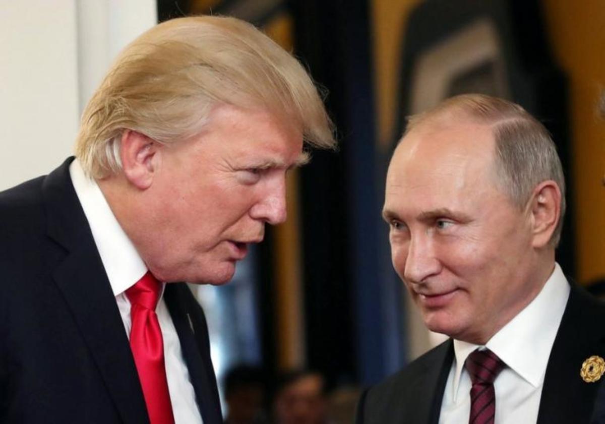 Τράμπ – Πούτιν: Θα συναντηθούν… σύντομα!