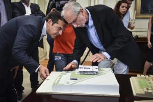 Τσίπρας: «Περιμένουμε αύριο μια απόφαση για τη ρύθμιση του ελληνικού χρέους»