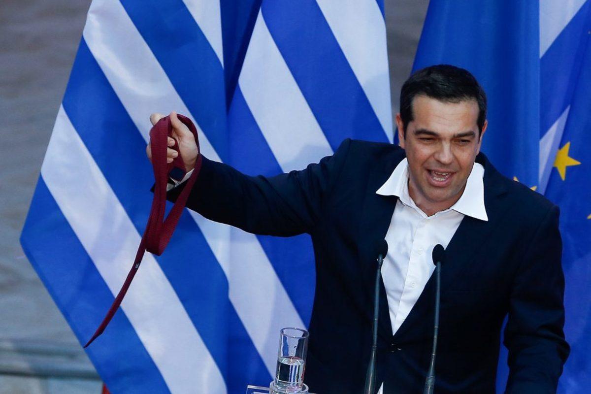 """Τσίπρας: """"Ένας μεγάλος, οδυνηρός κύκλος έκλεισε. Επιστρέφουμε στην κανονικότητα"""""""
