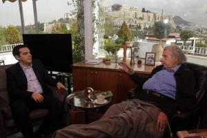 Μίκης Θεοδωράκης προς Αλέξη Τσίπρα: Σε συγχαίρουν αυτοί που κάποτε έλεγες δολοφόνους