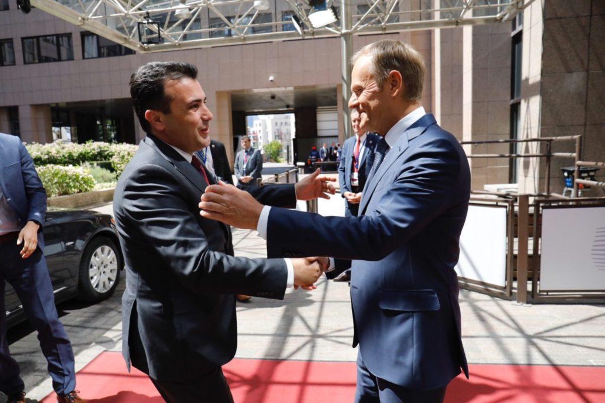 ΠΓΔΜ Αλβανία ενταξιακές διαπραγματεύσεις
