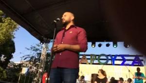 """Τζανακόπουλος στο Athens Pride 2018: """"Να ανοίξει η συζήτηση για πολιτικό γάμο ομοφυλοφίλων""""! [vid]"""