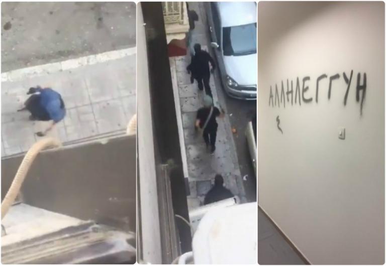 Μιλτιάδης Βαρβιτσιώτης: Κουκουλοφόροι επιτέθηκαν στο γραφείο του! [vid]