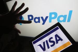 """""""Κατέρρευσε"""" το σύστημα πληρωμών της Visa"""