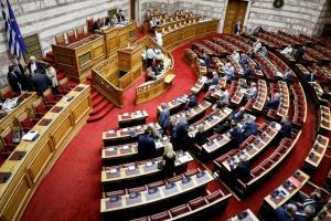 Βουλή: Η συζήτηση στην Ολομέλεια για το πολυνομοσχέδιο