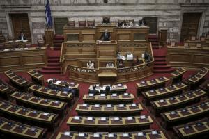 """""""Σκοτωμός"""" στην Βουλή για το Σκοπιανό! """"Κόντρα"""" Κοντονή με Παναγιωτόπουλο και Λοβέρδο"""