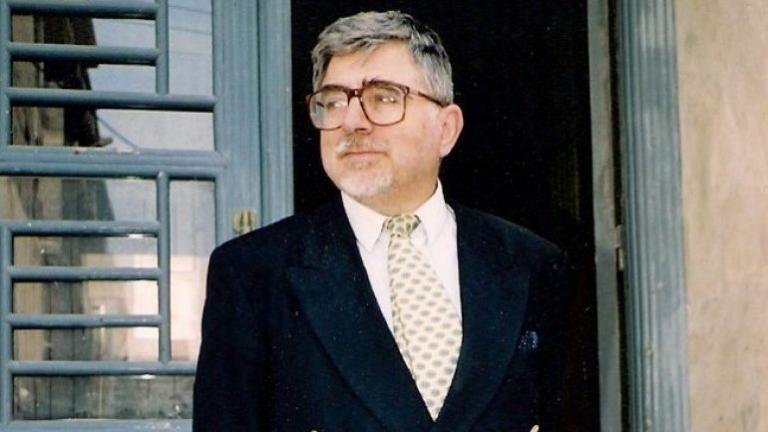 Πέθανε ο γνωστός δικηγόρος Δημήτρης Ξυριτάκης