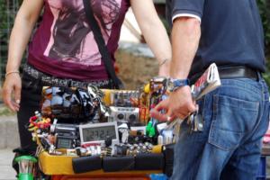 Θεσσαλονίκη: Ετοιμάζεται η λειτουργία αγοράς Ρομά