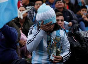 Μουντιάλ 2018: Τρομερά βίντεο με φίλους της Αργεντινής! Έξαλλοι πανηγυρισμοί και μετά… κλάματα [vids, pics]