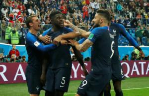 """Μουντιάλ 2018: Στον τελικό η Γαλλία μετά από 12 χρόνια! Κέρασε """"φαρμάκι"""" το Βέλγιο"""
