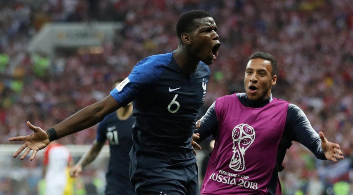Παγκόσμια πρωταθλήτρια η Γαλλία! 4-2 την Κροατία