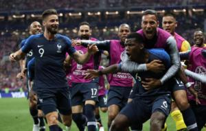 """Μουντιάλ 2018: Το σήκωσε η Γαλλία! """"Παραδόθηκε"""" η Κροατία στον εκπληκτικό Εμπαπέ"""