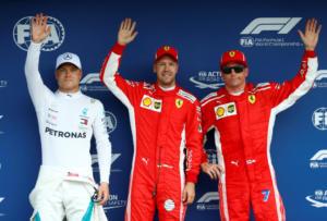 """Formula 1: Πήρε την pole position στη Γερμανία ο Φέτελ! """"Εφιάλτης"""" για Χάμιλτον"""