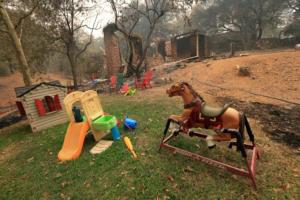 Τραγωδία στις ΗΠΑ: Νεκρή ηλικιωμένη γυναίκα και τα δύο της δισέγγονα στην πυρκαγιά στη Βόρεια Καλιφόρνια!