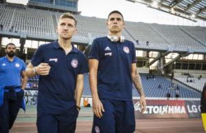 """Ολυμπιακός: """"Τελειώνει"""" 3 παίκτες ο Μαρτίνς! Κοντά στη Ρίζεσπορ ο Τζούρτζεβιτς"""