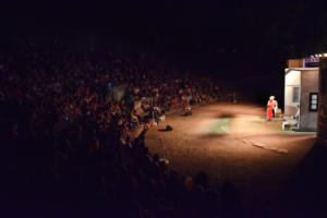 Μυτιλήνη: Έργα αποκατάστασης στο αρχαίο θέατρο – Η χωρητικότητά του έφτανε τους 20.000 θεατές!