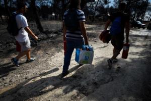 Φωτιά στην Αττική: Πώς μπορείτε να βοηθήσετε τους πυρόπληκτους – Όλα όσα πρέπει να ξέρετε