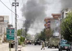 Λεωφορείο έπεσε σε νάρκη – 8 νεκροί στο Αφγανιστάν