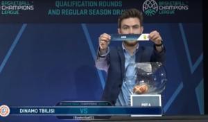 Basketball Champions League: Με Ντιναμό Τιφλίδας ο Άρης