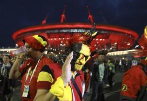Μουντιάλ 2018: Οι Βέλγοι άκουσαν τον γαλλικό ποδοσφαιρικό ύμνο στο μετρό τους!