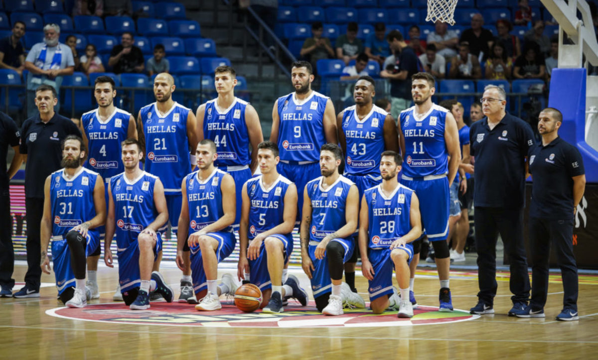 Στο Ηράκλειο ο αγώνας της Ελλάδας με τη Σερβία