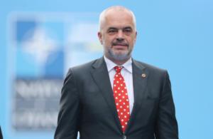 Αλβανία – Έντι Ράμα: Δωρεά 100 χιλιάδες ευρώ στην Ελλάδα για τους πυρόπληκτους