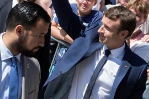 Έφοδος στο γραφείο πρώην στενού συνεργάτη του Εμανουέλ Μακρόν στο Μέγαρο των Ηλυσίων